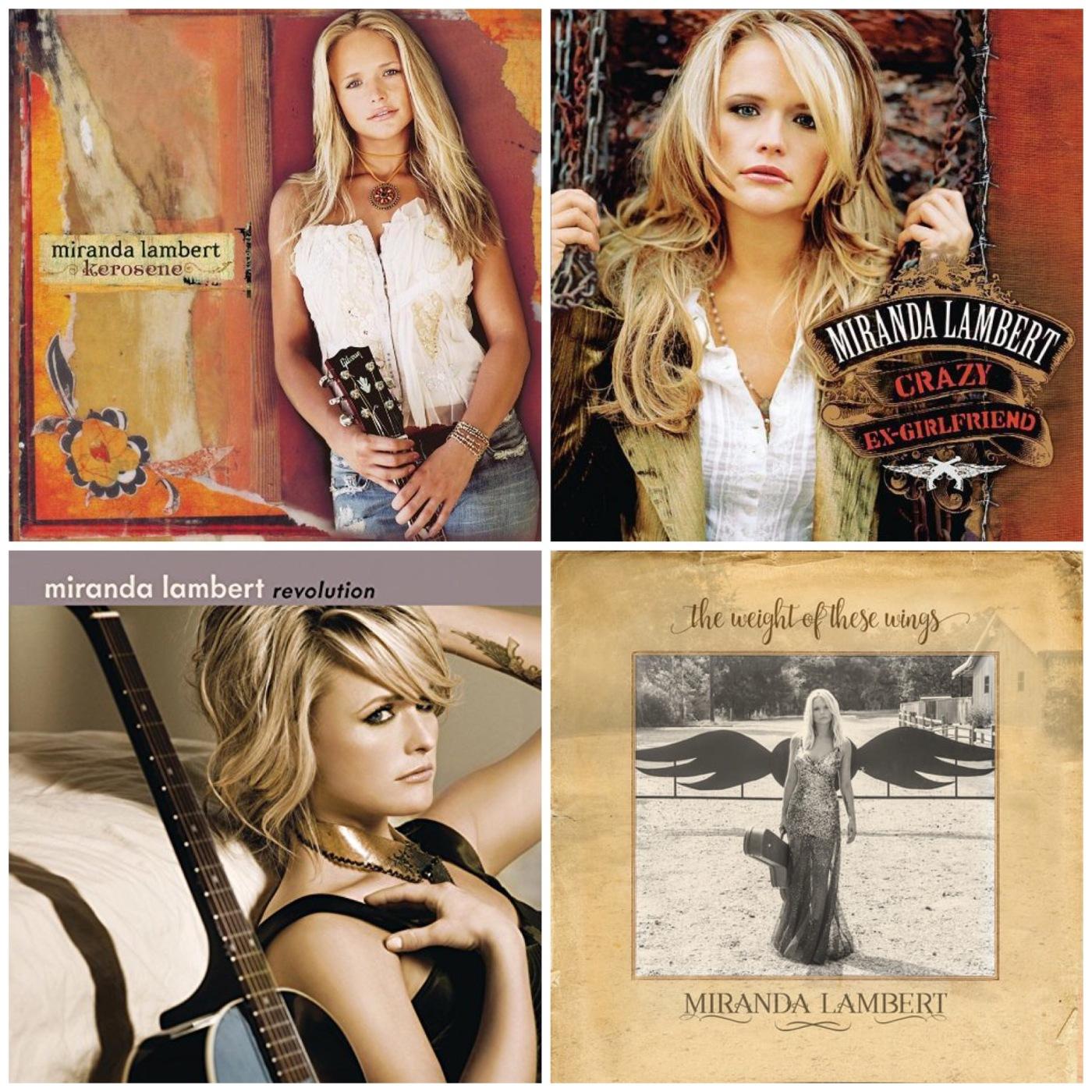 Feelin' Empty: Ten Saddest Miranda Lambert Songs – Highway